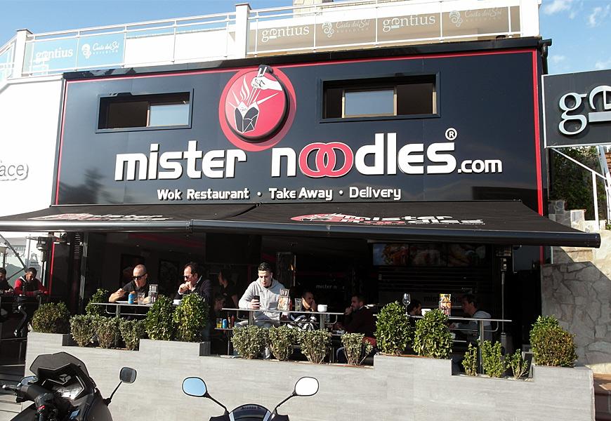 Mister noodles marbella events guide - Mister noodles puerto banus ...