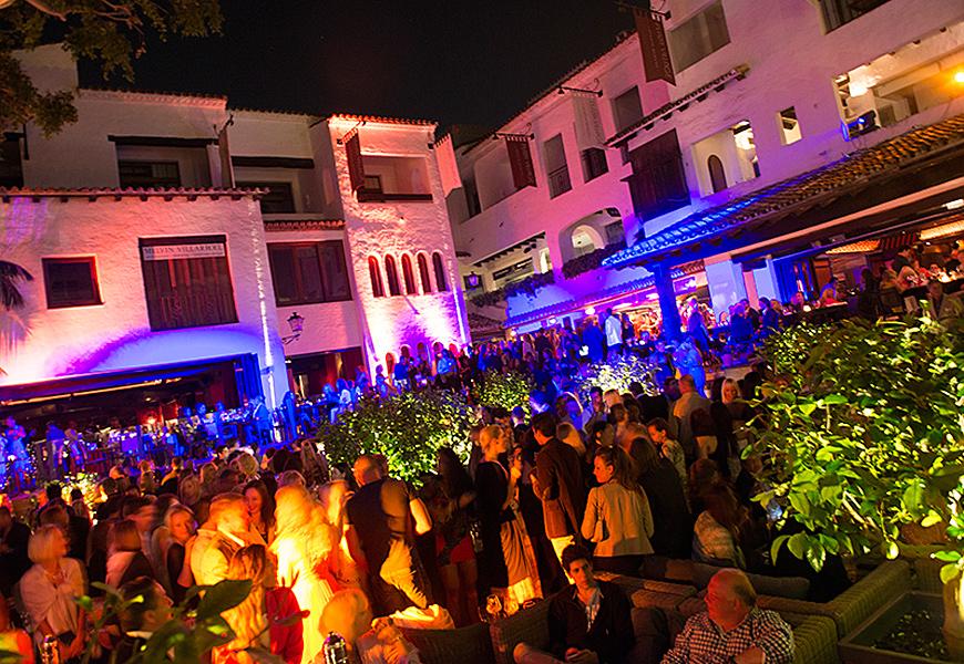 La Suite Club Marbella Events Guide