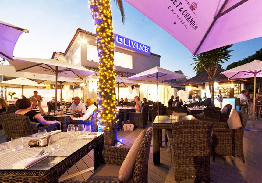 Olivia S La Cala Marbella Events Guide