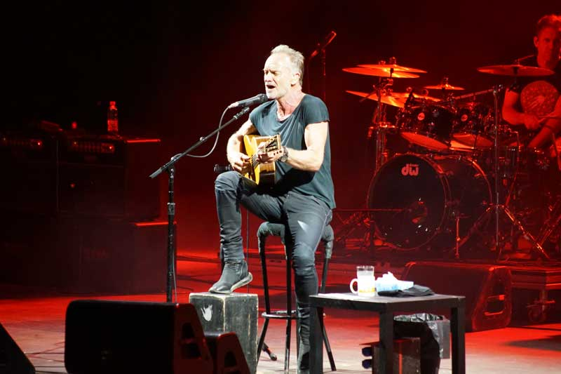 Sting Live Marbella