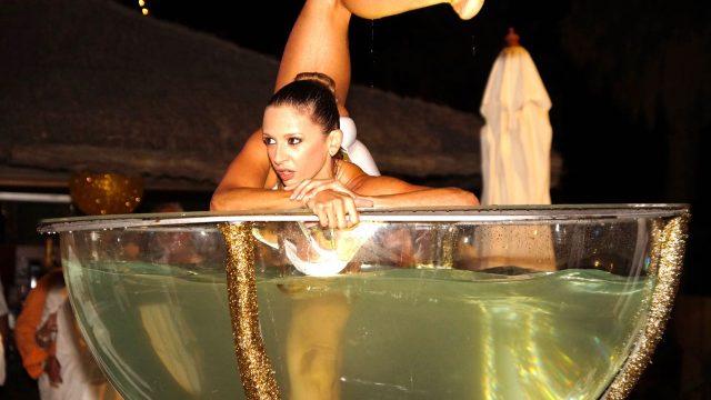 Video La Sala White & Gold Party