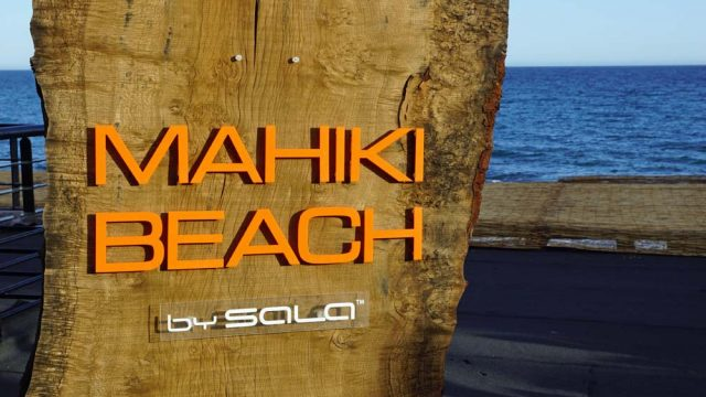 Mahiki Beach Launch Party 2018