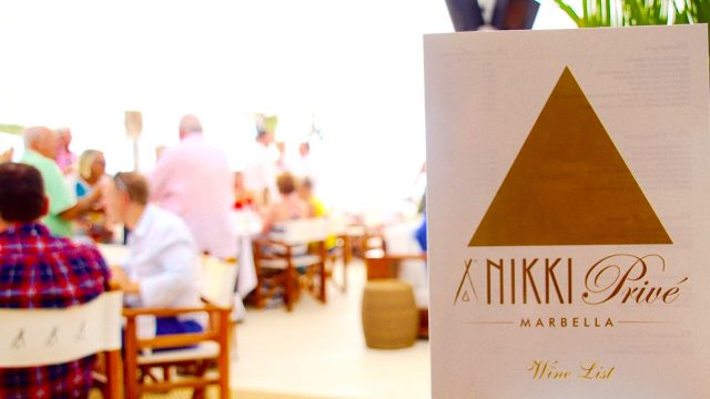 Nikki Prive Marbella opening party