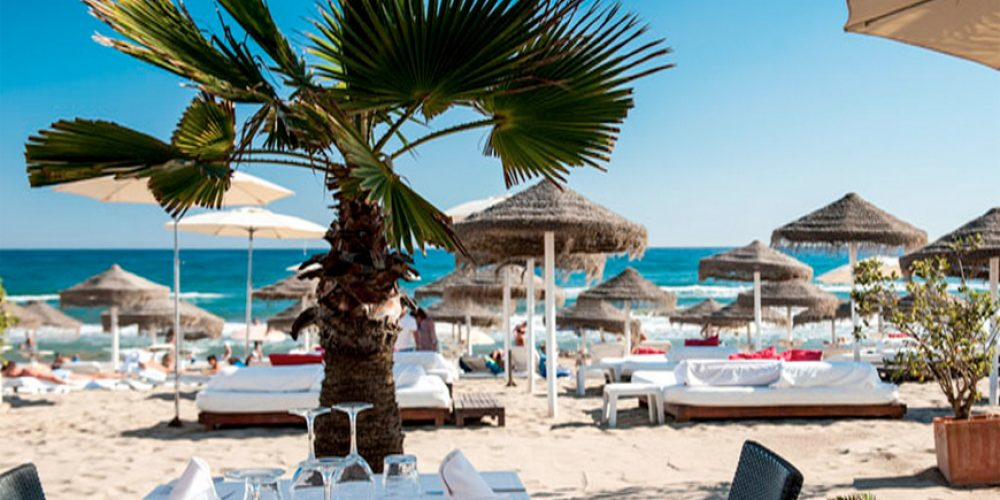 Bonos Beach Club Marbella