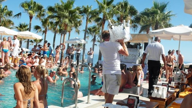 Nikki Beach 13th Anniversary