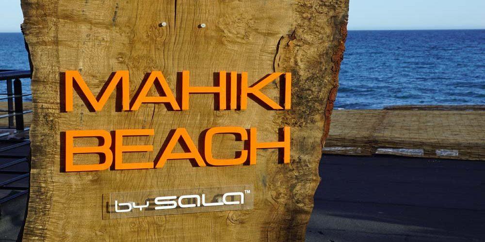 Mahiki Beach marbella Launch Party 2018