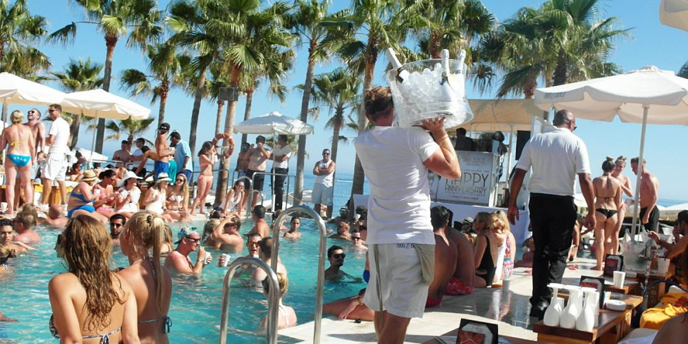 Nikki Beach Marbella 13th Anniversary