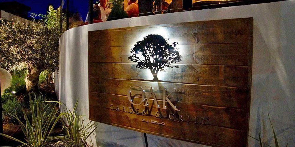 The Oak Garden & Grill Restaurant Opening Party 2016