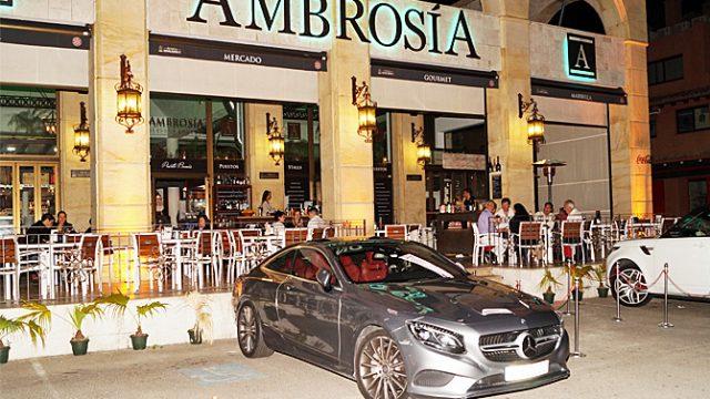 Ambrosia Gourmet Market