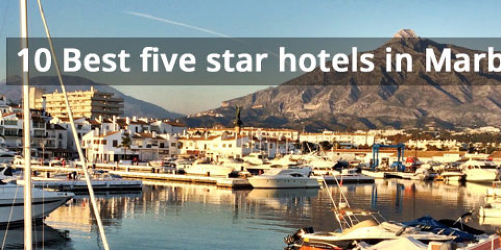 Best Marbella Hotels for 2020