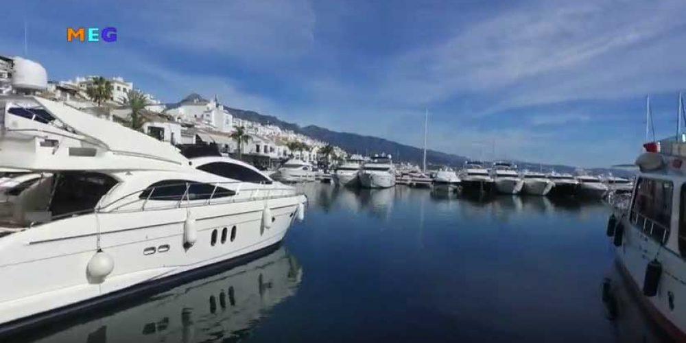 Puerto Banus Marina Marbella
