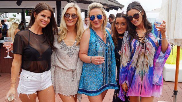 Plaza Beach Puerto Banus Marbella Opening Party 2016