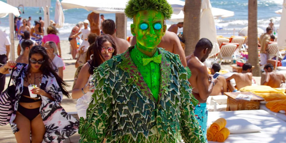 Jungle Party Nikki Beach Marbella