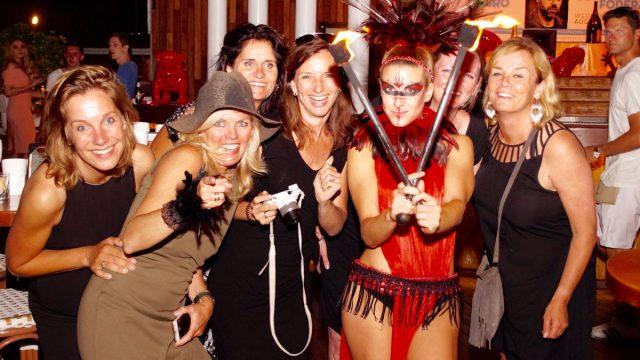 San Juan Party @ Nikki Beach