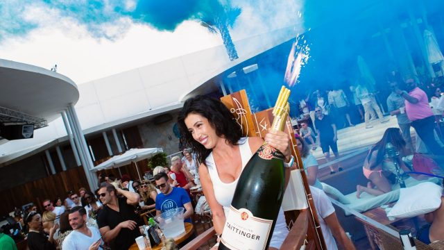 Nikki Beach Marbella Reopening Party 2016