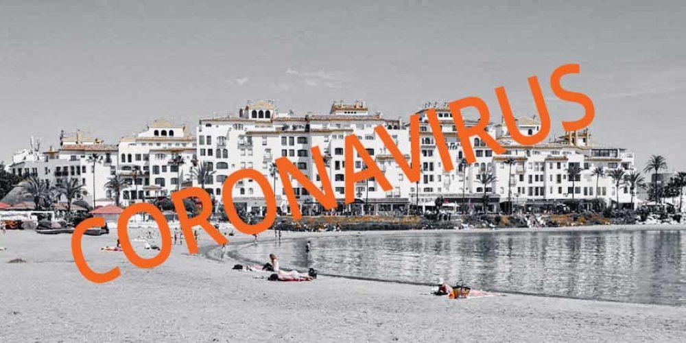Corona Virus in Marbella