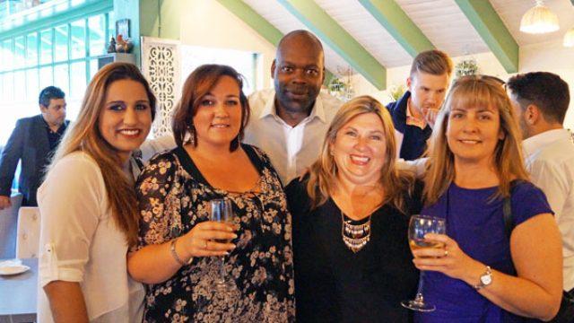 Expats Club Party in La Veranda Verde